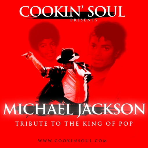 Cookin' Soul presents Michael Jackson 'Tribute to the King of Pop'