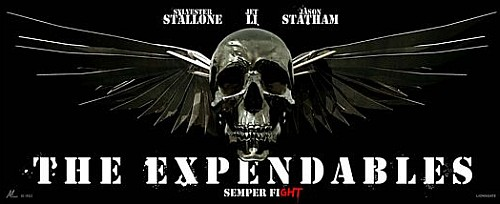 The Expendables - Banner